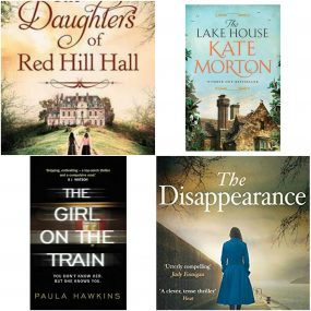 Lifestyle ~ Spring Book Reviews